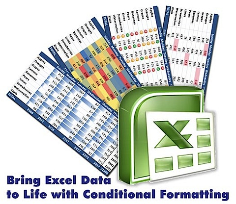 Excecl conditional formatting tutorial