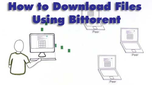 Using bittorrent tutorial