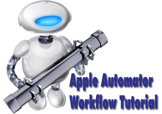 Apple automator tutorial