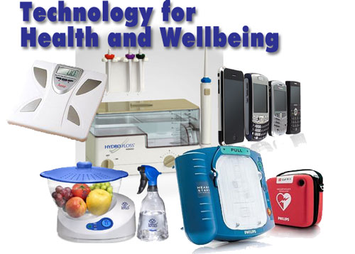 Technology Health Wellbeing