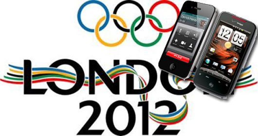 London olympics smartphone apps