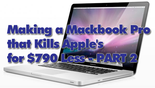 upgrade macbook pro for hundreds less tutorial part 2 upgrade mac ram upgrade mac memory upgrad mac hard drive tutorial replace hardware apple